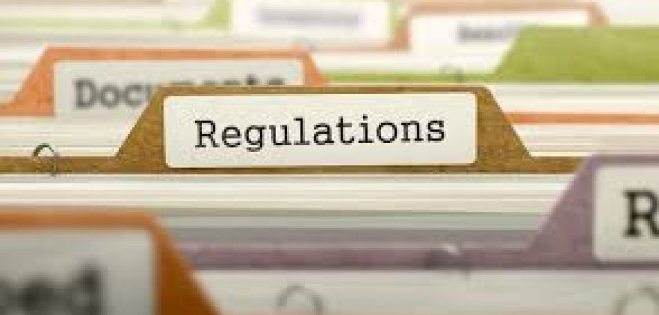 Regulations update from HSL, Leeds